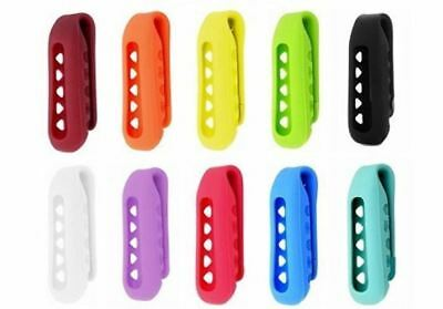 10 Pcs Colorful Replacement Clip Holder for Fitbit One Wristband Wireless...