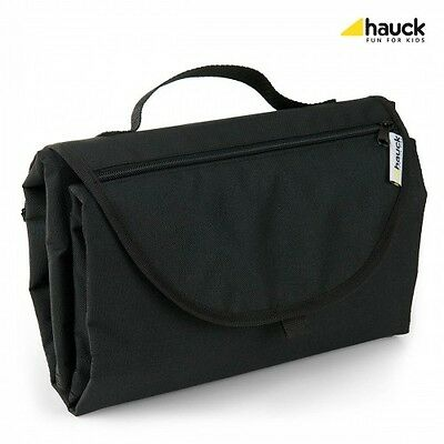 Hauck Change Me Travel Changing Mat with Pockets and Carry Handle