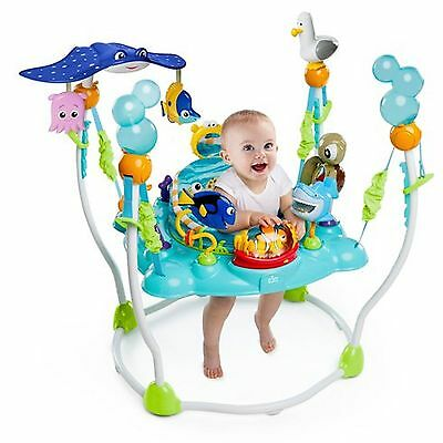 Disney Baby Finding Nemo Sea of Activities Baby Jumper High Seat Infant Play