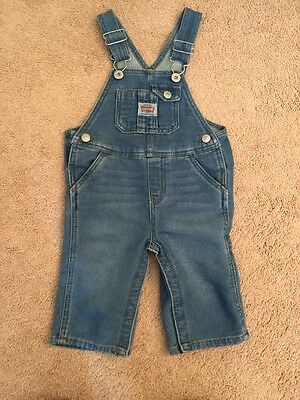 Levi's Baby Boy 12 Months Overalls Knit Material