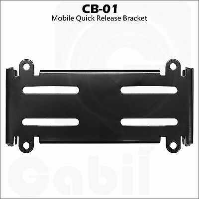 CB-01 Mobile Quick Release Bracket for TM-V71A TM-V7A IC-2730A IC-2300H FT-8800R