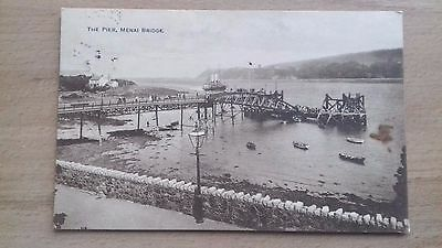 Steam Ship, The Pier, Menai Bridge, Anglesey