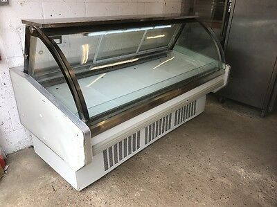 Serve Over Deli Counter/display Fridge/chiller