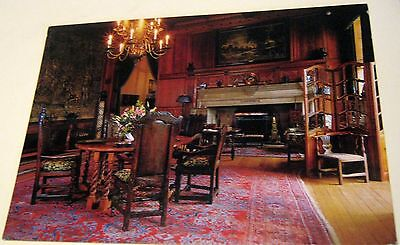 Scotland The Hall Hill of Tarvit Mansionhouse Fife DKNTS8 NTS - posted 2016