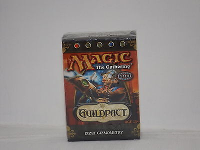 Magic the Gathering Guildpact Izzet Gizmometry Deck  *New & Sealed*