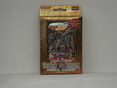 Yu-Gi-Oh The Lost Millennium Special Edition Starter Deck  *New & Sealed*