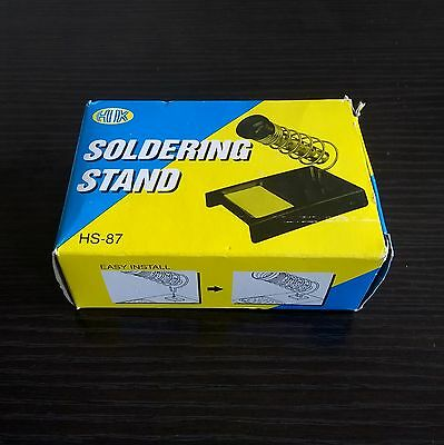 BNIB HK HS-87 SOLDERING IRON STAND: Free UK Delivery.