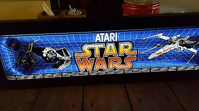 Arcade light up picture star wars.reduced