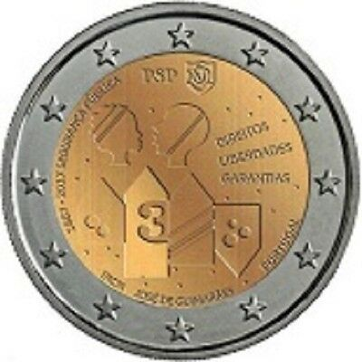 2 Euro Commemorative Portugal 2017 Securite Publique