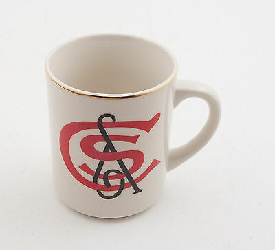 C&S Colorado and Southern Railroad Train Coffee Cup Mug (D5R-43)