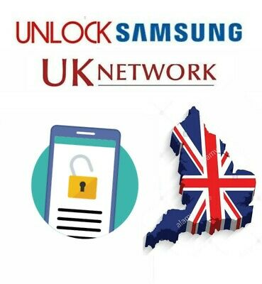 Official Unlock Code For Samsung Galaxy S8 S8+ EE VODAFONE O2 TESCO UK
