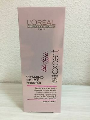 L'oreal Professionnel Vitamino Color Masque Fresh Feel 150 Ml