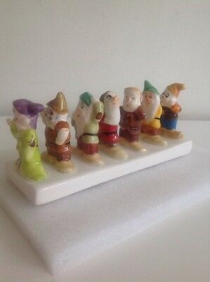Clover Snow White And The Seven Dwarfs Toast Rack