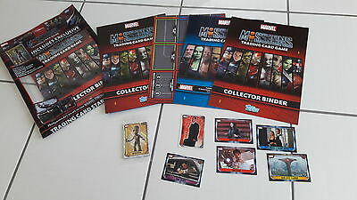 Marvel Missions ~ Topps Trading Card Starter Pack with Limited Edition card