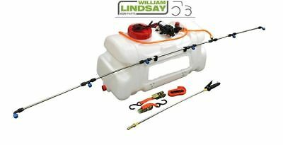 GWAZA 50 Litre 12v ATV Quad Sprayer Kit with Hand Lance Kit & Boom Kit