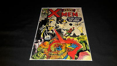 Uncanny X-Men #23 - Marvel Comics - August 1966 - 1st Print