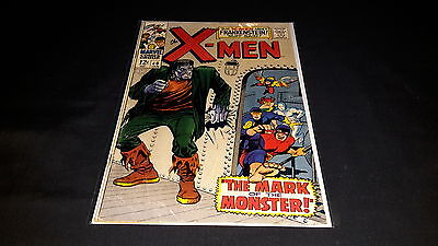 Uncanny X-Men #40 - Marvel Comics - January 1968 - 1st Print