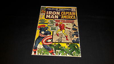Tales of Suspense #60 - Marvel Comics - December 1964 - 1st Print - Iron Man