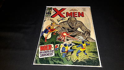 Uncanny X-Men #34 - Marvel Comics - July 1967 - 1st Print