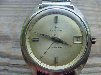 Vintage SEIKO BELL-MATIC 4006-6031 17 Jewels Watch YOU SERVICE