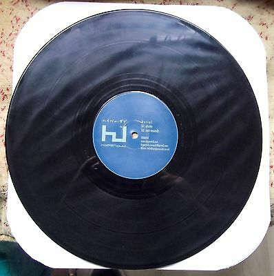 """Burial Ghost Hardware 12"""" Vinyl. Great Condition"""