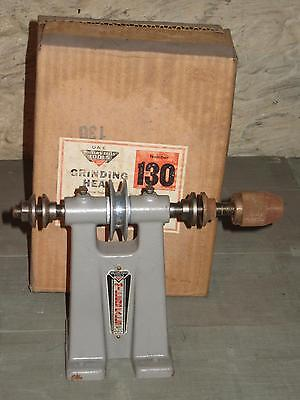 Millers Falls Grinding Bench Grinding Stand - New Old Stock!  Model 130 (8700)