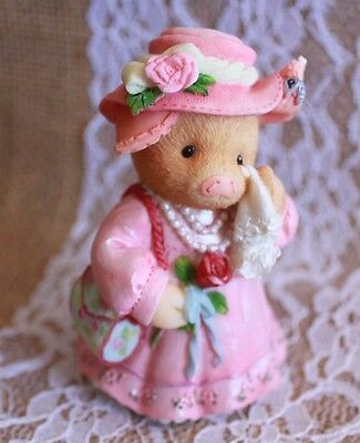 """1998 ENESCO TLP  """"I'm Sow Happy For You""""  Mother Figure"""