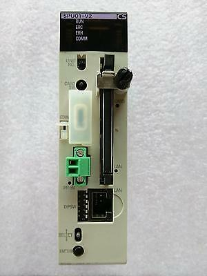 1pcs Used OMRON PLC CS1W-SPU01-V2 tested