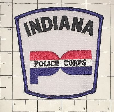 Indiana Police Corps Patch