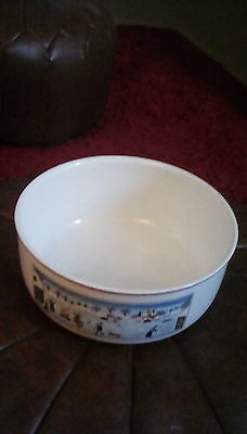 Naif Christmas by Villeroy & Boch - 8 inch Round Serving Bowl