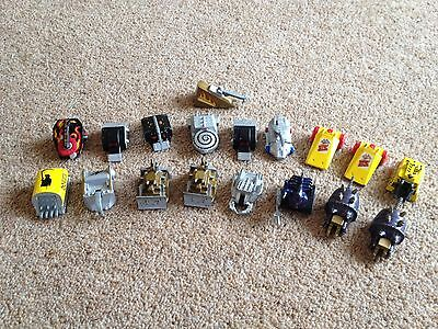 Robot Wars Minibots Mini Bots Collection - Pullback Toys Bbc Robots