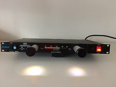 Furman PL Plus E Series II Power Conditioner, top condition - only one available
