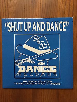 Shut Up And Dance Double LP