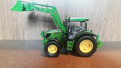 Wiking John Deere 6125R with Front Loader