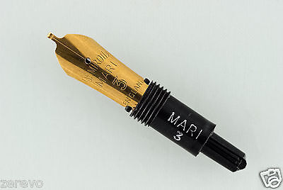 NOS New Osmiroid Mari 3 Fountain Pen Nib for 65 75 Esterbrook J SJ