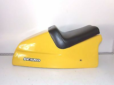 Ducati 91-98 900Ss Sp Mono Superlight Phmc Complete Tail Section Yellow Fairing