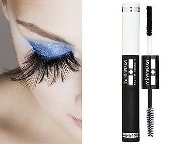 Mirenesse Instant Lash Transplant Extensions Mascara Duet Black New RRP $29.95