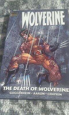 Wolverine: Death of Wolverine by Marvel Comics (Hardback, 2008)