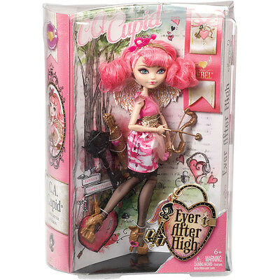 Brand New Ever After High C.a. Cupid Doll