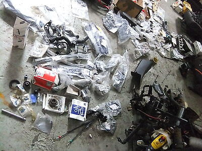 Ford Genuine Factory Job Lot Of Car Parts  Mirror Covers, Pipes, Bearings + More