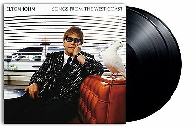 Elton John - Songs From The West Coast - Sealed 180g Double Vinyl LP I Want Love