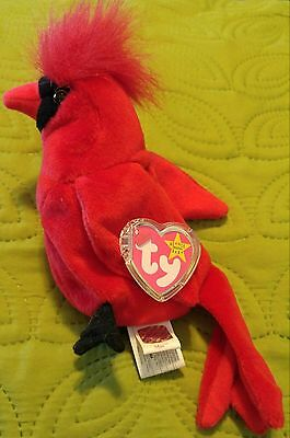 Ty beanie baby Mac with Errors Rare