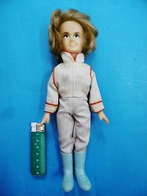 Lost in Space Woman Sofubi Figure Doll Marusan from JAPAN Vintage Rare F/S