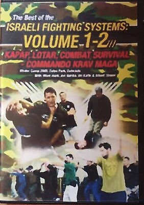 The Best of Israeli Fighting Systems Volumes 1 & 2