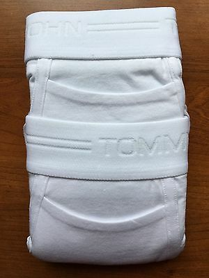 TOMMY JOHN 2-PACK WHITE X-LARGE Boxer Briefs NWT!