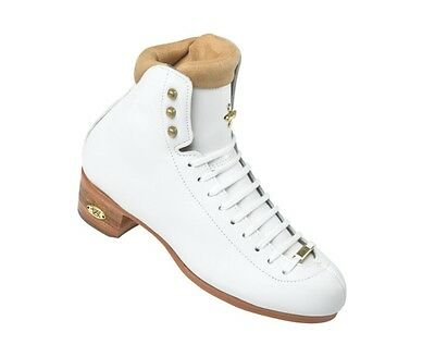 New Riddle Ice figure skate Boots White Model 1310 Different Sizes No Blade
