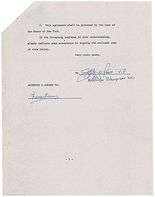 Badfinger Beatles Autographs Signed  DCS Contracts PSA/DNA Full COA