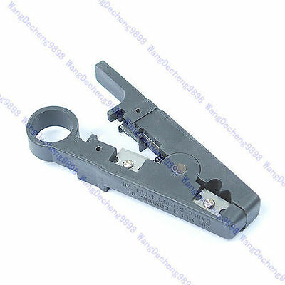 New Portable professional Wire Cable Cutting Cutter Cut Stripper Plier N