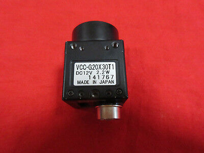 1pcs Used CIS Industrial Camera VCC-G20X30T1 tested