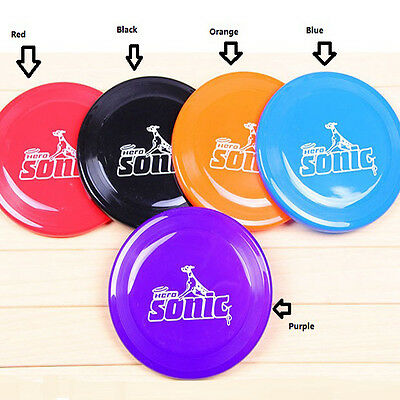 Dog Agility Training Fetch Toy Frisbee Flying Disc Tooth Resistant Outdoor